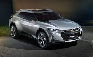 Chevrolet FNR-X Concept Looks Ready for Production