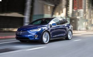 tesla recalls 53,000 model s and model x vehicles for parking-brake issue