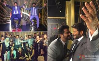 Madame Tussauds To Now Flaunt A Wax Statue Of Anil Kapoor!