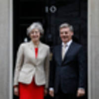 Bill English pens Theresa May profile for Time's 100 most influential issue
