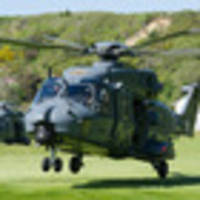 Kaikoura visit cancelled after Air Force NH90 helicopters grounded