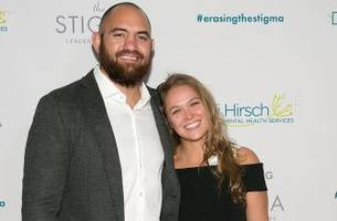 Ronda Rousey gets engaged to UFC heavyweight Travis Browne