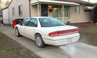 Michigan Driver Loses Appeal Against Ticket For Idling Car In Driveway