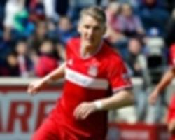 'i wanted to play for manchester united' - schweinsteiger surprised by mourinho treatment
