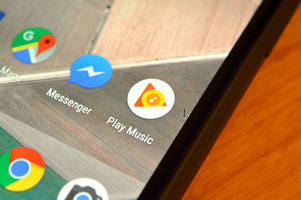 Google Play Music is now the default music service on new Samsung phones, tablets