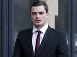 adam johnson lies about sleeping with television stars