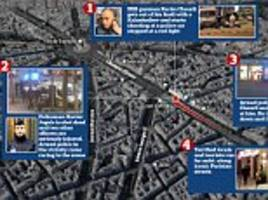 isis paris terrorist was caught with knives two months ago