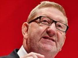 Len McCluskey re-elected Unite trade union leader
