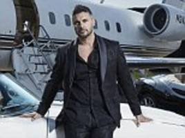posh pawn's james constantinou turned down 15 fighter jets