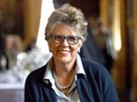 prue leith says mothers and fathers are worn out