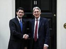 general election: hammond hints tories will raise taxes