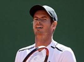 andy murray will play in barcelona open