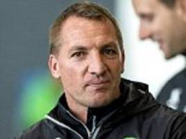 Celtic boss Brendan Rodgers wants apology for dive error