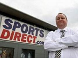 sports direct in $101m swoop for us outdoor retail chains