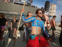 here's why google went to burning man to find their next ceo