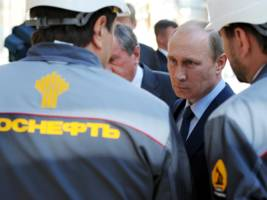the treasury department says it won't issue exxon a waiver to work in russia