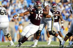 2017 NFL draft prospect countdown, No. 1: Myles Garrett, DE, Texas A&M