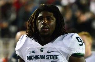 Michigan State dismisses Auston Robertson after sexual assault charge