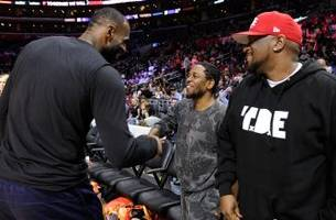 Watch: LeBron James shares personal connection to Kendrick Lamar's music