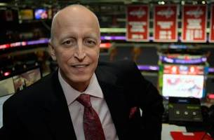 For 'The Voice' Dave Strader, return to the booth amid cancer fight is the 'best medicine ever'