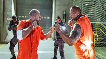'Fate of the Furious': Here's Lowdown on Dwayne Johnson, Jason Statham Deleted Scene (Exclusive)