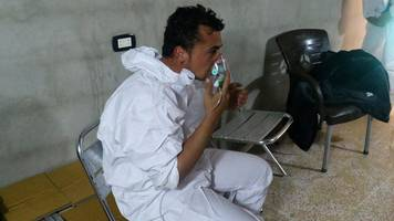 syria chemical weapons: 'no doubt' damascus retains stocks