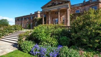 £4.8m lottery award for hillsborough castle and gardens