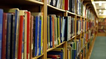 Cuts to library stock and opening hours