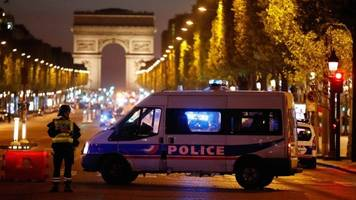 paris shooting: fr aiden troy on extra security
