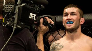 UFC Fight Night Nashville: Fife's Stevie Ray seeks biggest win to date