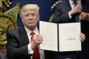 Trump To Sign Executive Orders On Corporate Inversions and Dodd-Frank Regulations