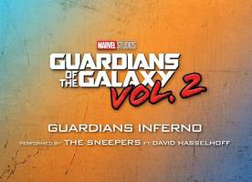 'guardians of the galaxy vol. 2' original track featuring david hasselhoff is released