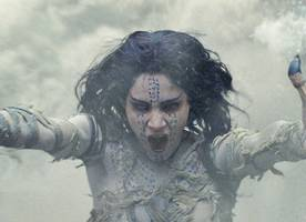 new 'the mummy' creepy image is unveiled, director teases ahmanet's backstory