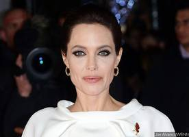 Angelina Jolie Enjoying Private Rendezvous With Her New Man in Malibu