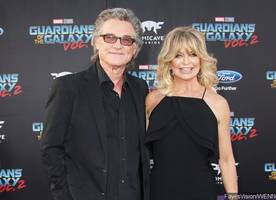 Kurt Russell and Goldie Hawn Got Caught by Police While Having Sex During Their First Date