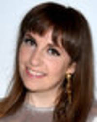 Lena Dunham continues to flaunt dramatic weight loss in mini dress