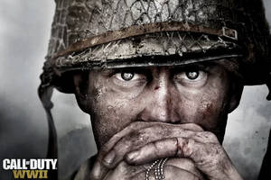 Call of Duty is officially heading back to WWII