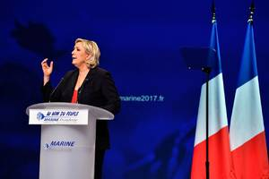 France has a fake news problem, but it's not as bad as the US