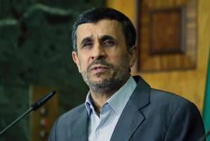former iranian president ahmadinejad disqualified from running in iran's presidential election