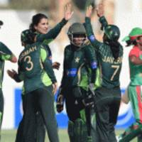 pakistan squad for icc women's world cup announced