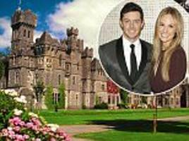 Rory McIlroy and Erica Stoll's lavish £200,000 wedding