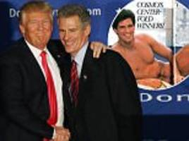 Trump to nominate Scott Brown as ambassador to New Zealand