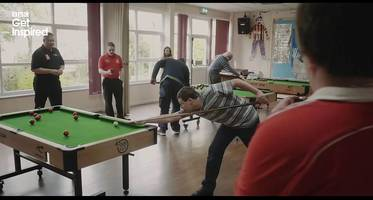 get inspired: how world snooker is helping build confidence in the community
