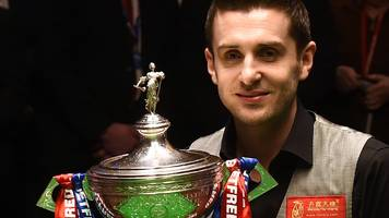 world snooker championship 2017 on the bbc