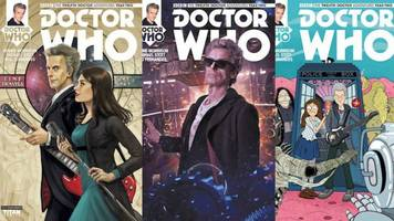 How to Celebrate 'Doctor Who' Comics Day