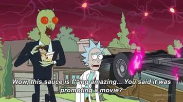 Rick and Morty Szechuan Sauce Sells for Thousands, Nothing Matters