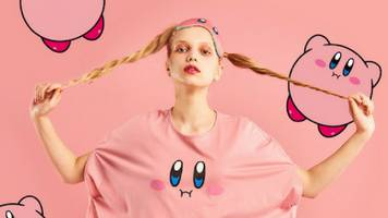 This New Kirby Fashion Line Is Everything