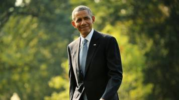 Obama's Post-White-House Honeymoon Is Almost Over