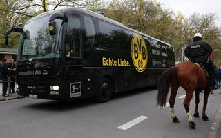 dortmund bus bomber suspect shorted stock in german club