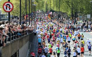 the average house price along the london marathon route is now almost £700k